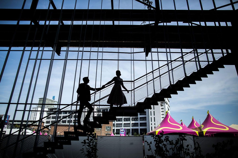 Bruidsfotograaf Eindhoven Strijp-S