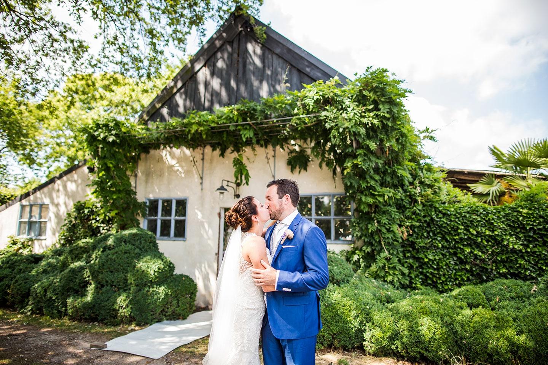 Bruiloft Domaine d'Heerstaayen Strijbeek