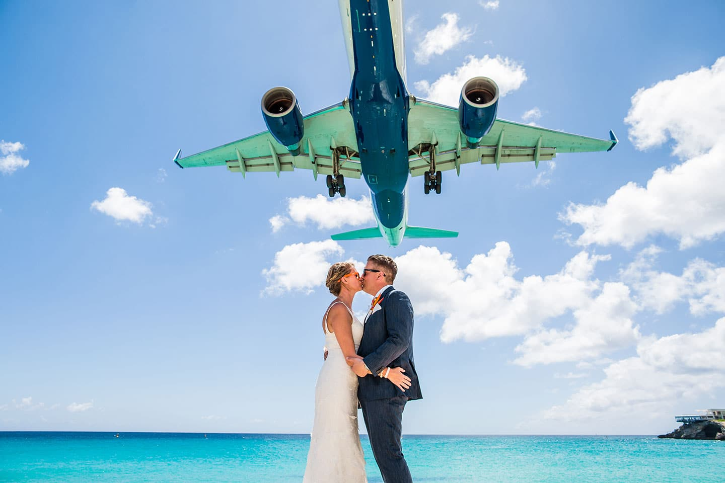 St. Maarten Destination Wedding Caribbean