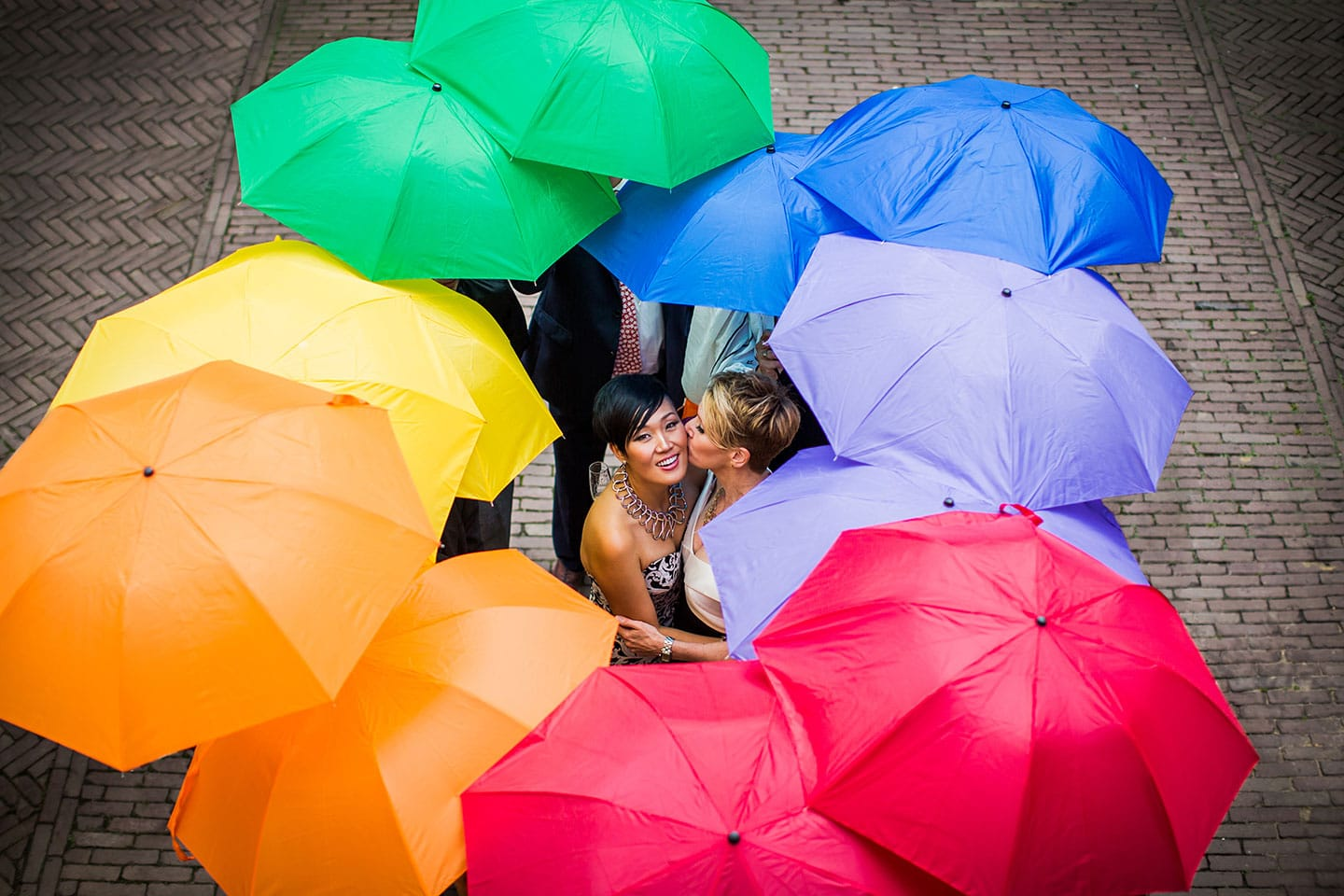Gay and Lesbian wedding photographer Netherlands Holland