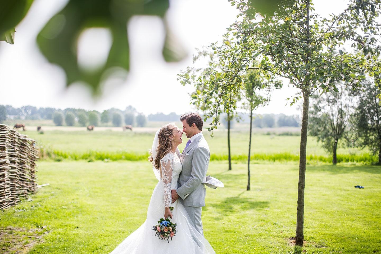 Bruidsfotografie Villa Oldenhoff Abcoude