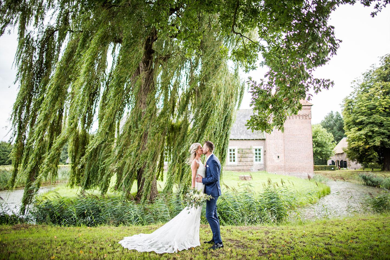 Bruiloft bij Kasteel Tongelaar Mill