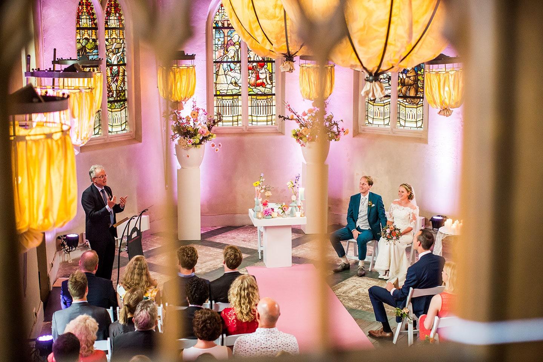 Bruidsreportage Klooster Bethlehem