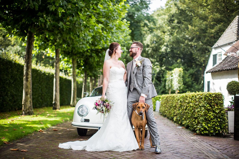 Bruidsfotografie Landgoed Baest