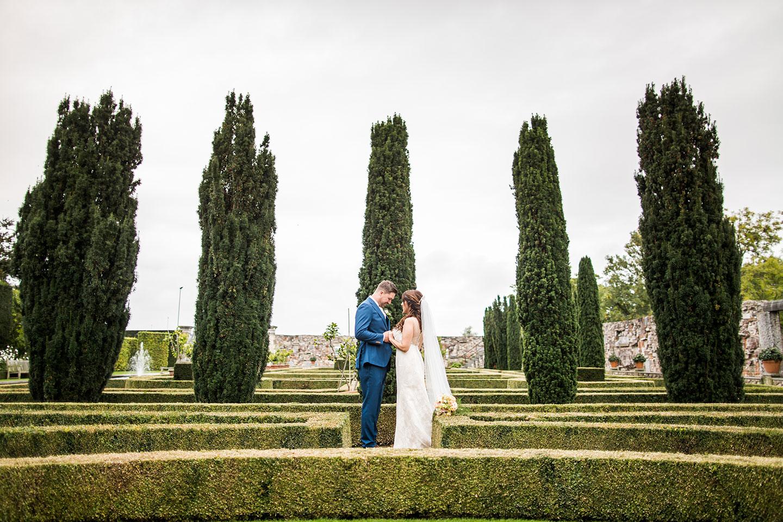 Bruidsfotografie Villa Augustus
