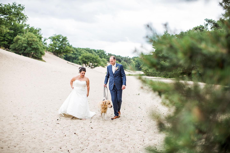 Bruidsreportage Bedaf Vorstenbosch