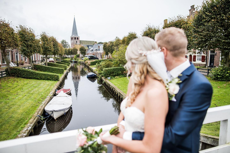 Bruidsfotografie Sneek Friesland