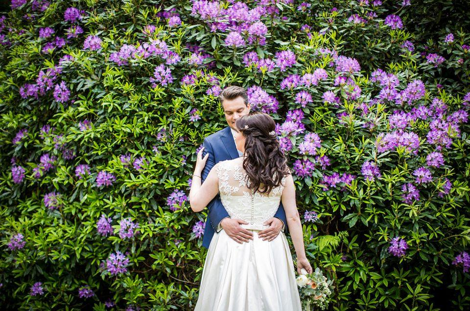 Saskia + Robert  |  Kasteel Geldrop Bruidsfotografie