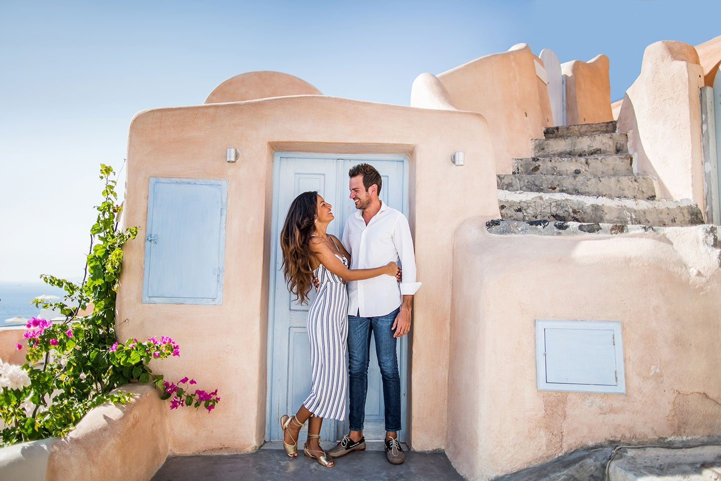 Santorini loveshoot