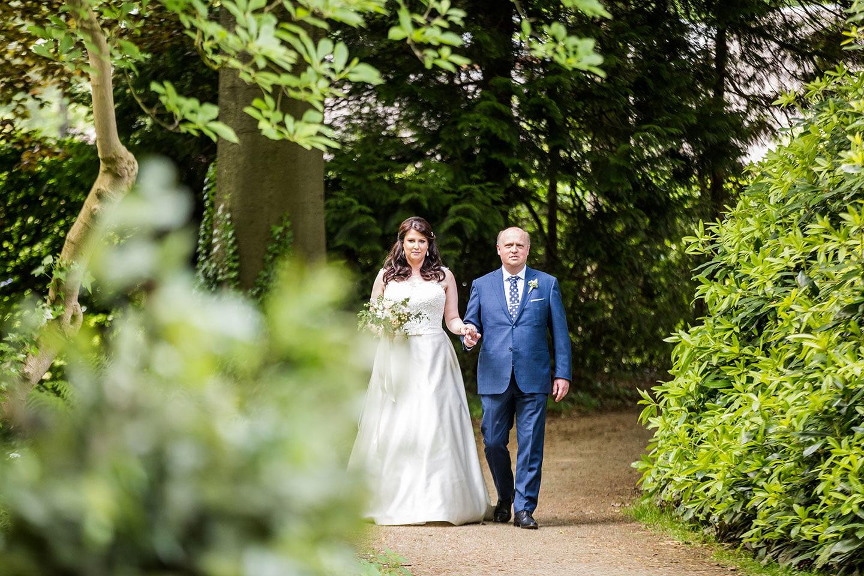 Bruidsreportage Kasteel Geldrop