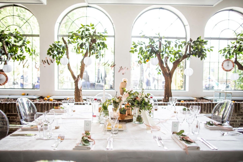 Diner Kasteel Geldrop bruiloft