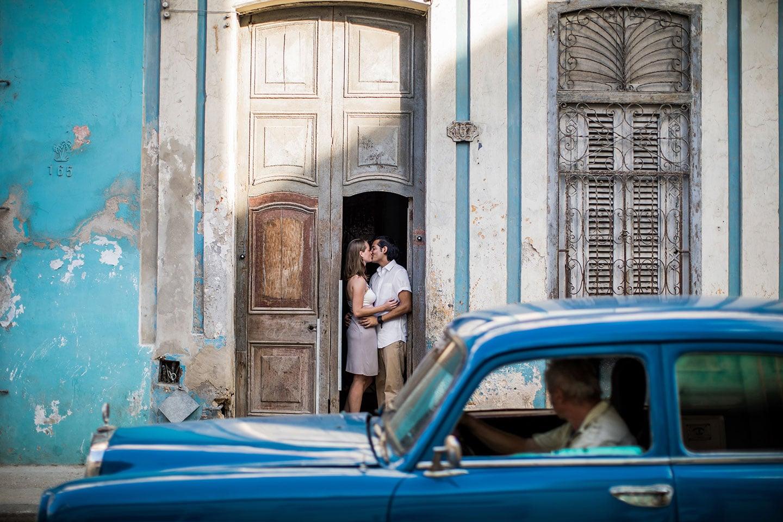 Prewedding Havana Cuba
