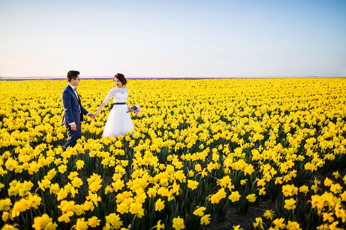 Keukenhof Prewedding Photoshoot