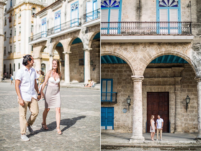 Photoshoot Havana Cuba