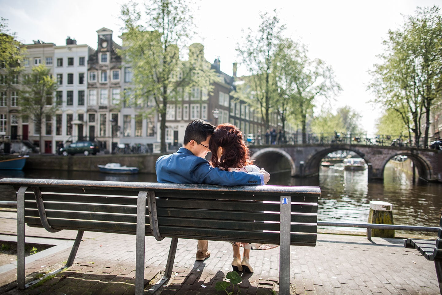 Amsterdam prewedding photographer
