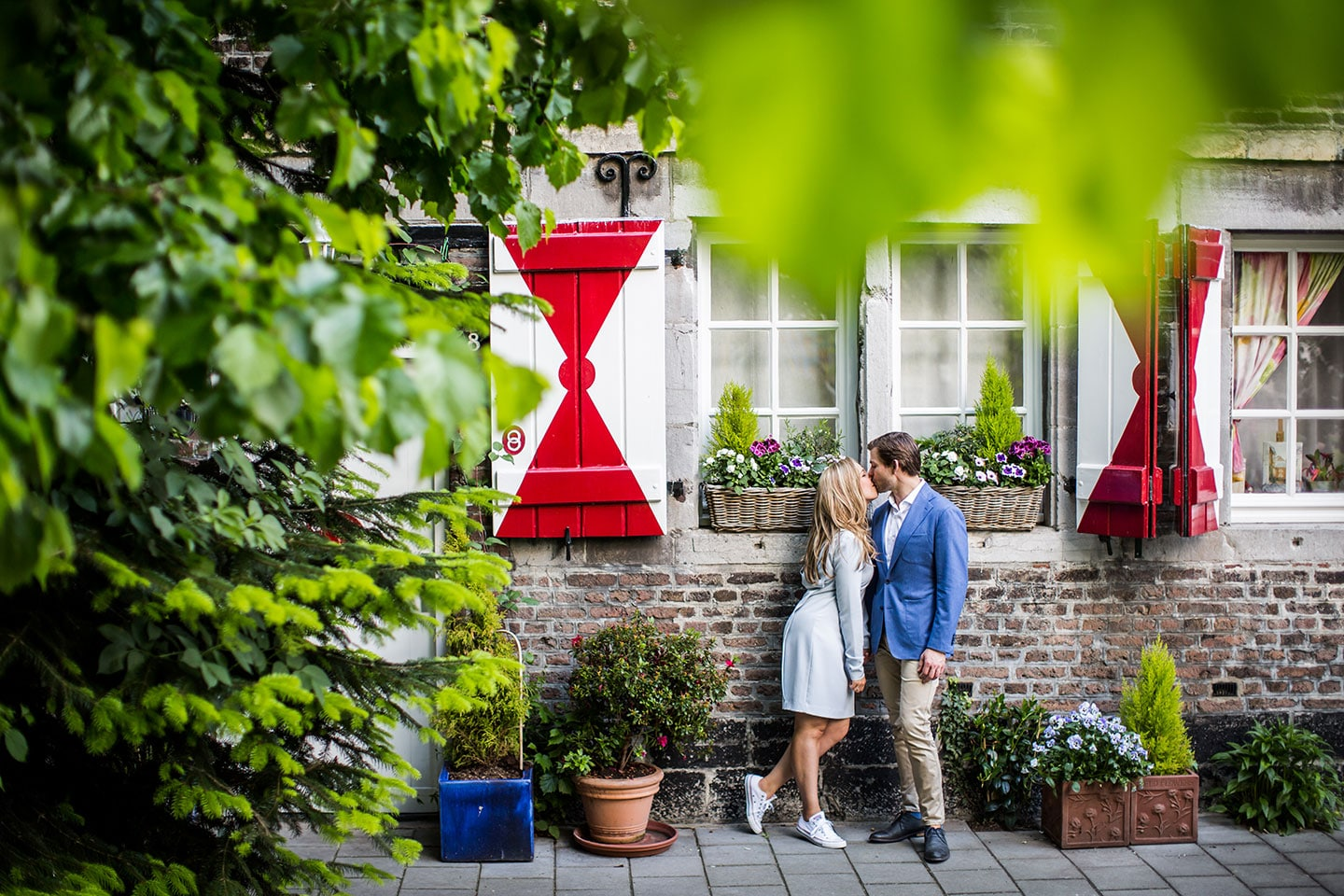 Netherlands Engagement Shoot