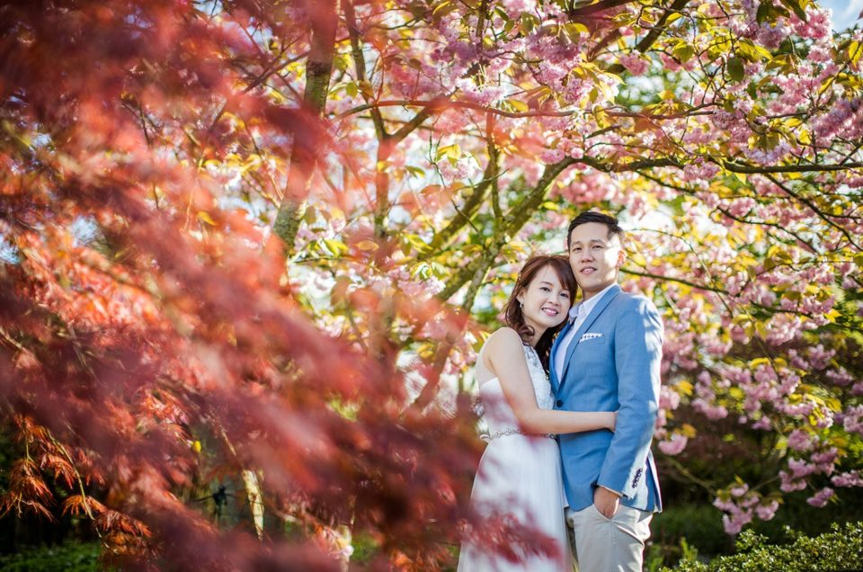 Charmaine + Nicholas | Keukenhof & Tulip Fields Prewedding Shoot