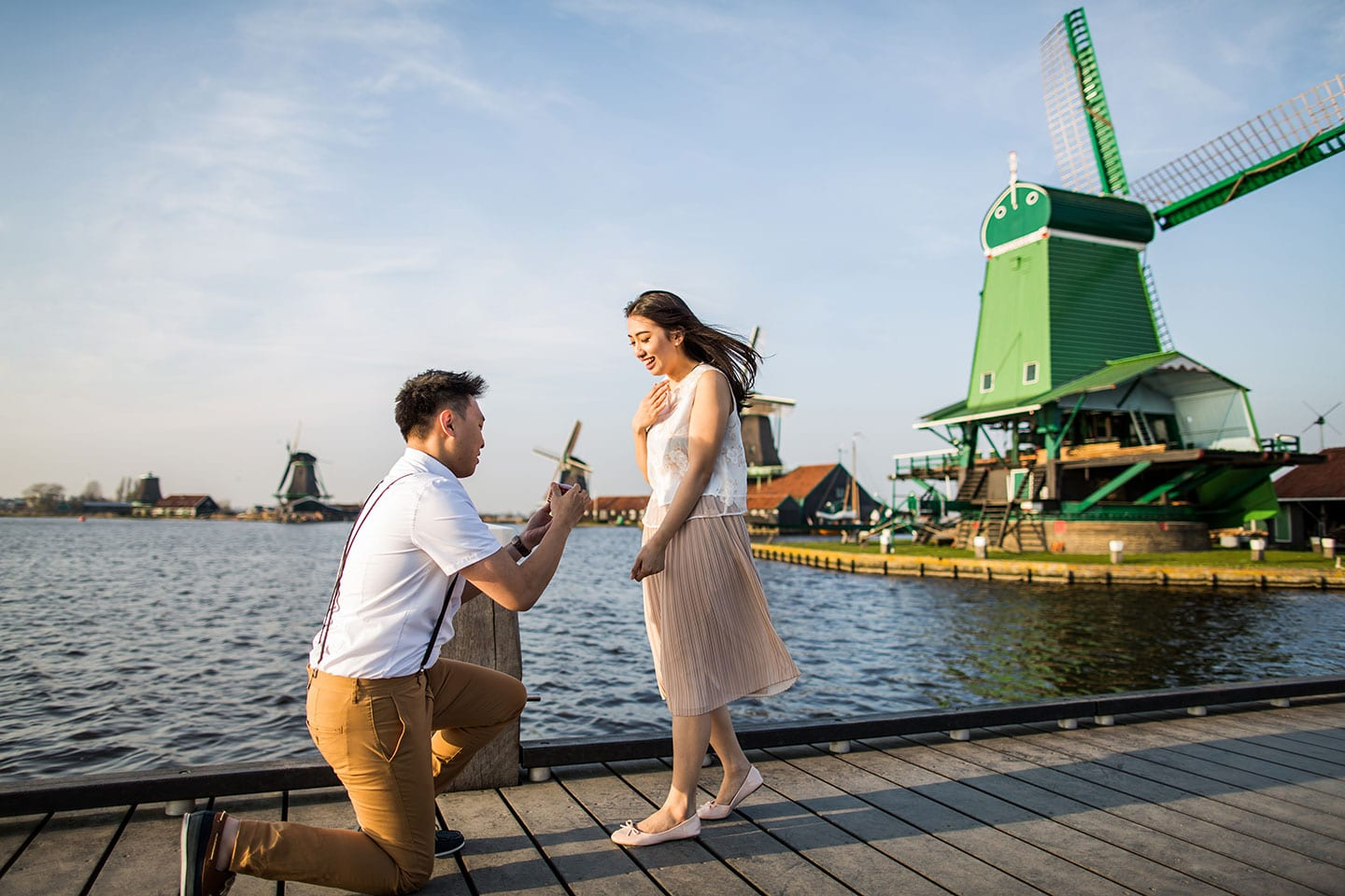 Europe engagement shoot proposal