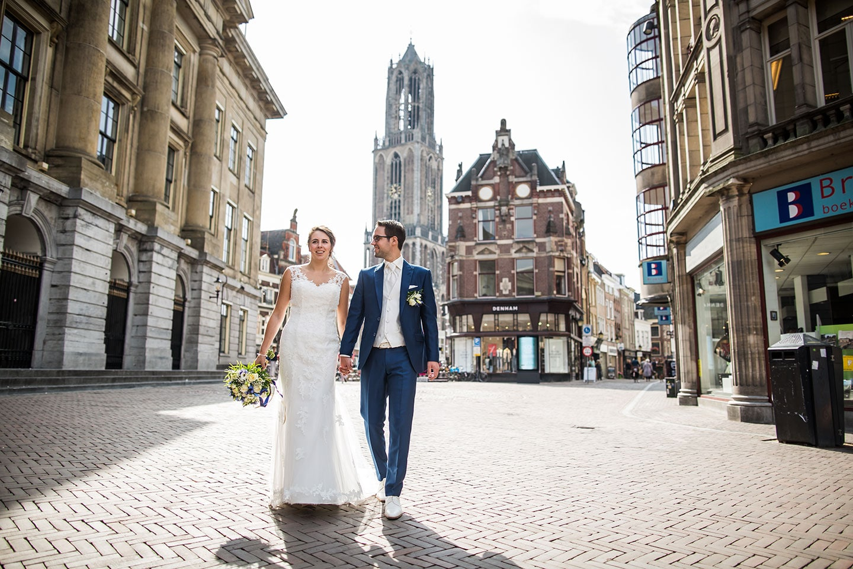 Bruidsfotografie in Utrecht