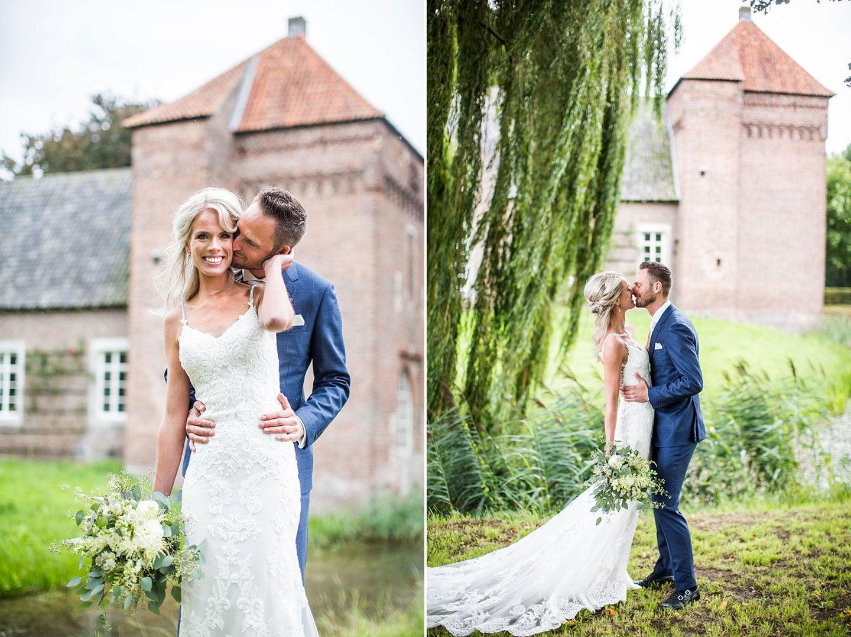 Bruidsfotograaf Kasteel Tongelaar