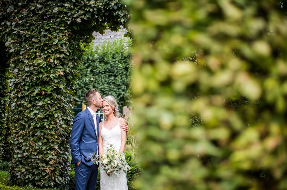 Daniëlle + Sander  |  Kasteel Tongelaar Mill Bruidsfotografie