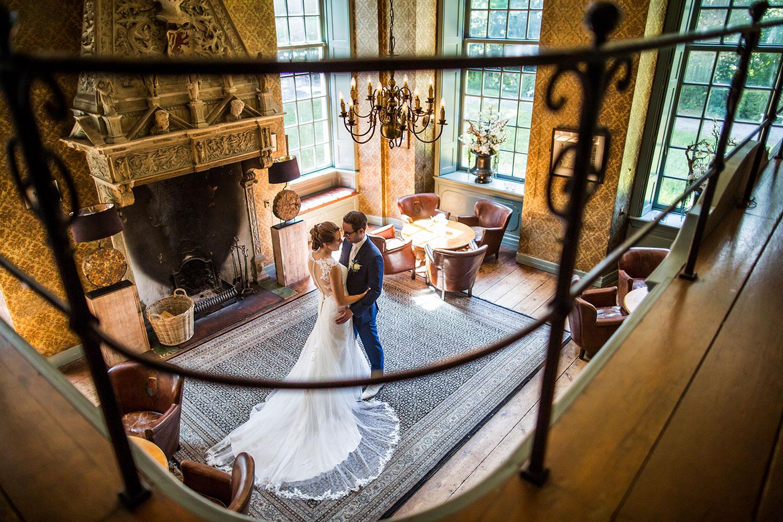 Kasteel Wijenburg Bruidsfotografie