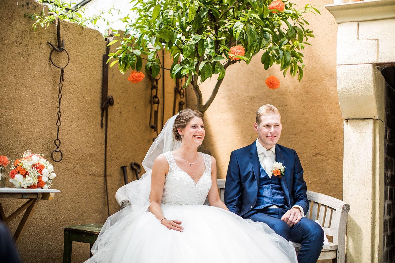 Bruiloft Domaine d'Heerstaayen