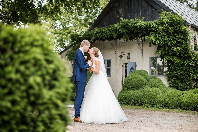 Bruidsreportage Domaine d'Heerstaayen