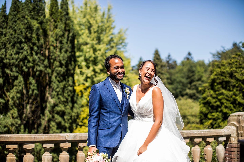 Huwelijk Kasteel de Hooge Vuursche