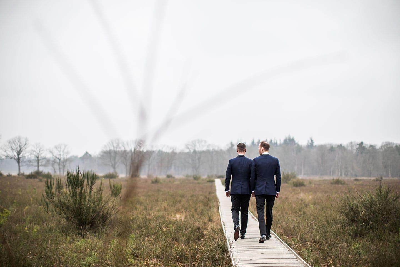 Gay wedding photographer in Europe