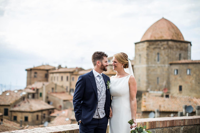 Trouwen in Toscane, Italië