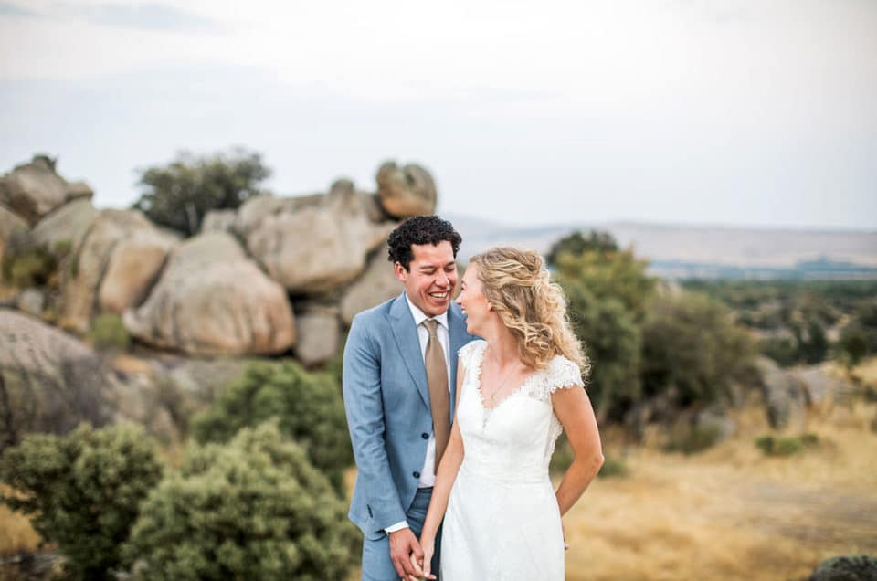 Gerrianne + Charles  |  Mountain Wedding in Spain