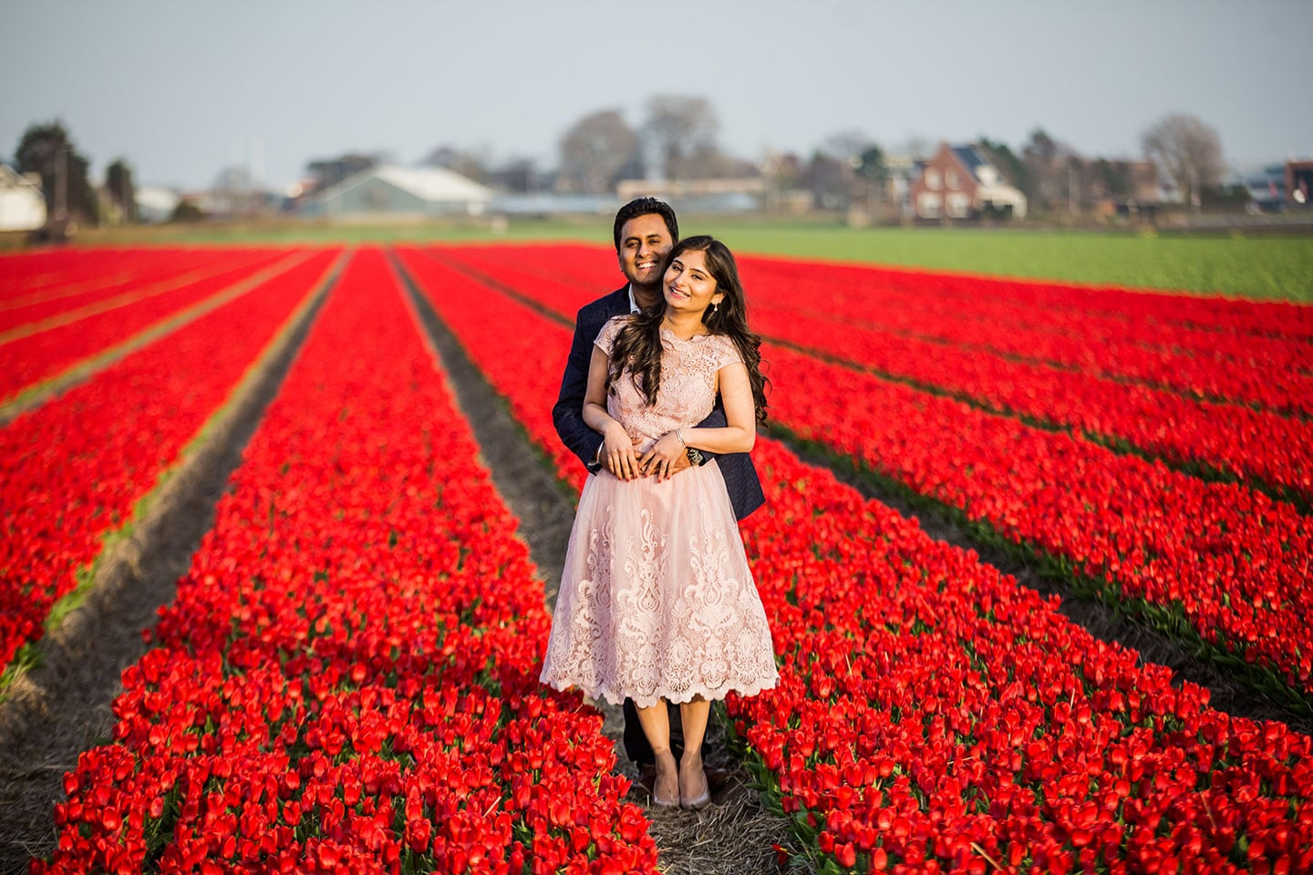 Indian Prewedding Photoshoot Amsterdam Holland