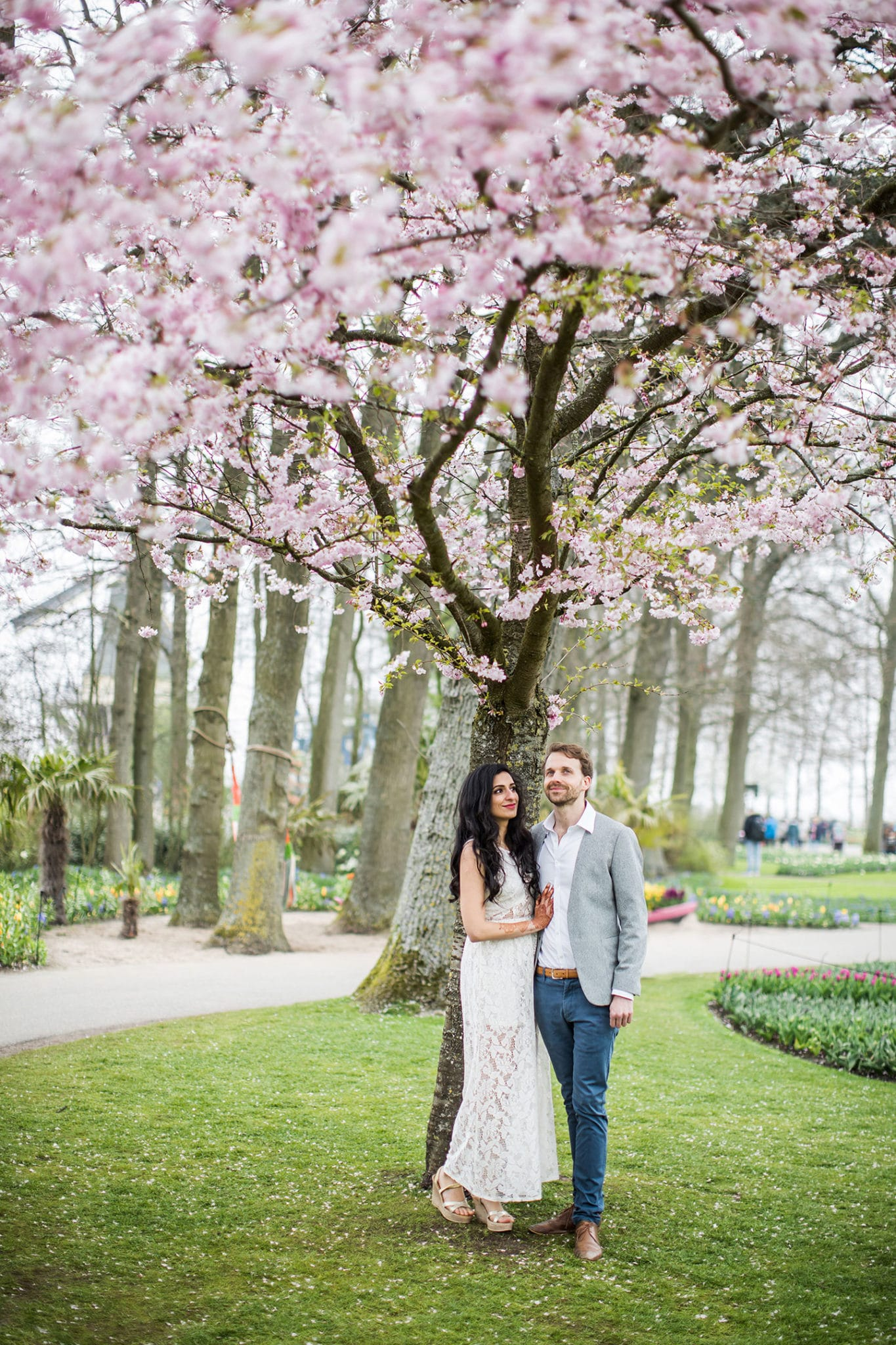 Keukenhof Prewedding shoot