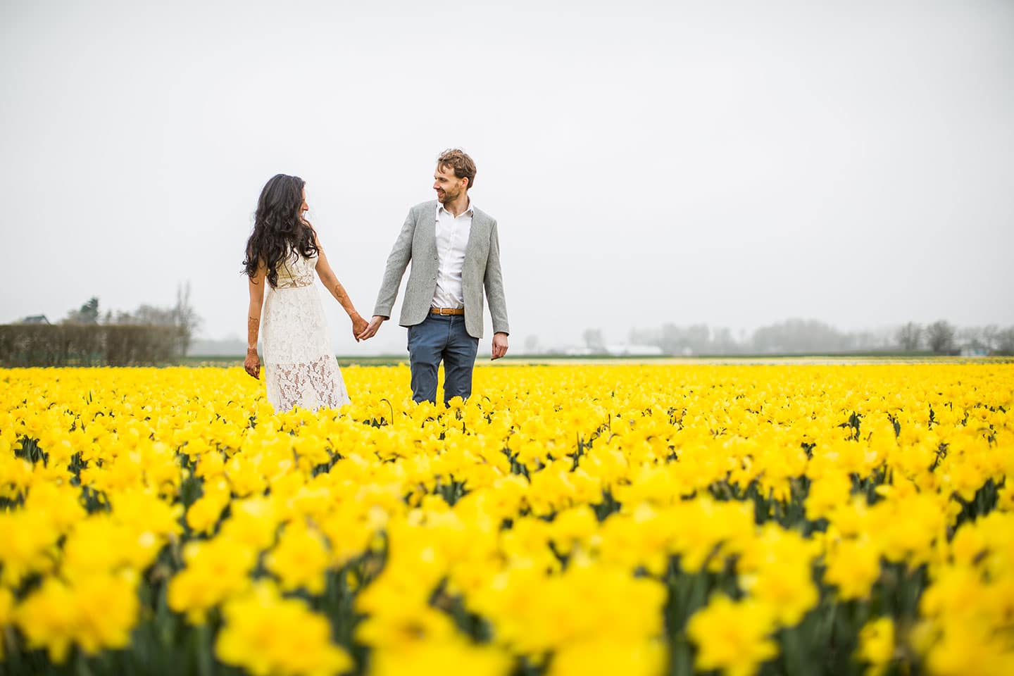 Keukenhof prewedding photographer