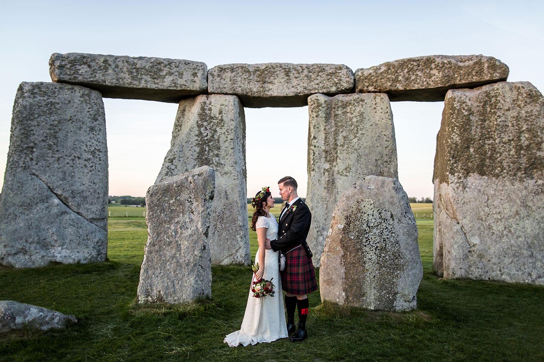 Stonehenge Wedding Photograper