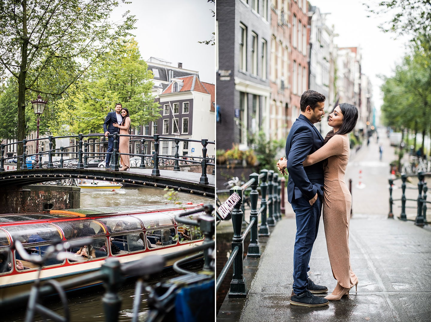 Prewedding shoot Amsterdam