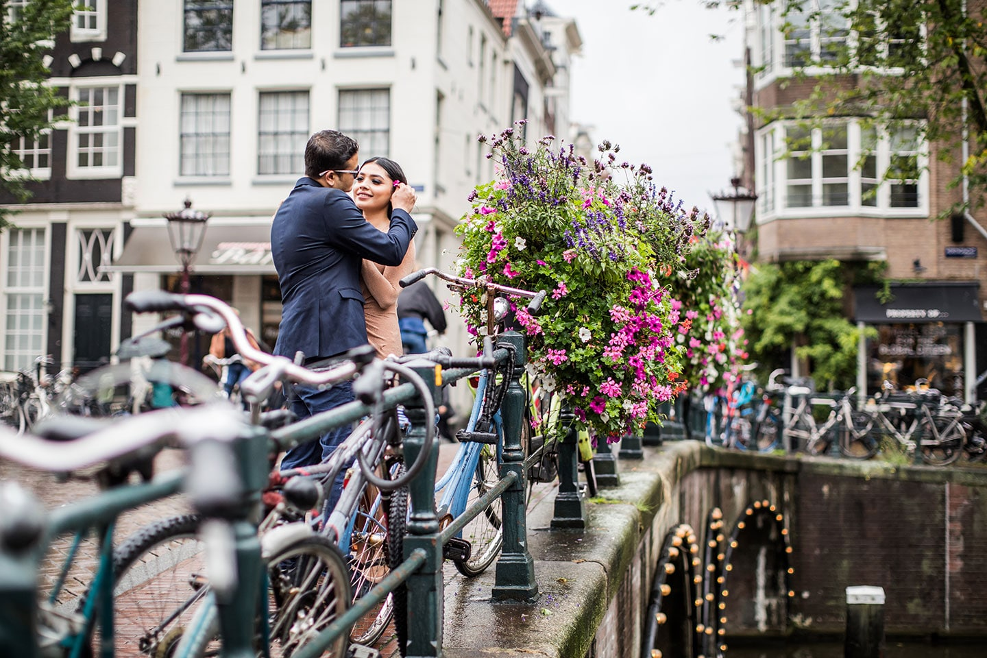 Prewedding photographer Holland