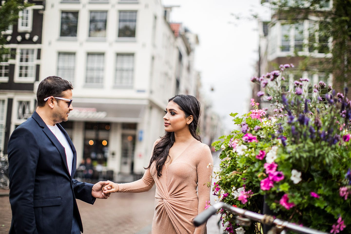 Prewedding photography Amsterdam, the Netherlands