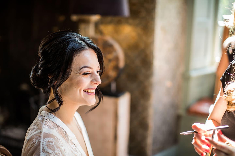 Moderne bruidsfotografie bij Kasteel Wijenburg