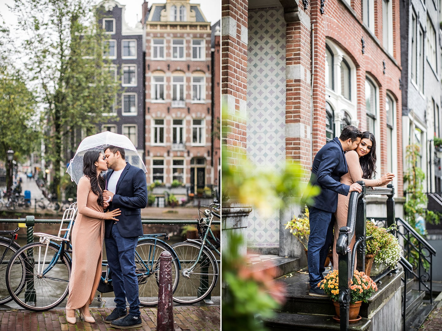 Prewedding photography Holland