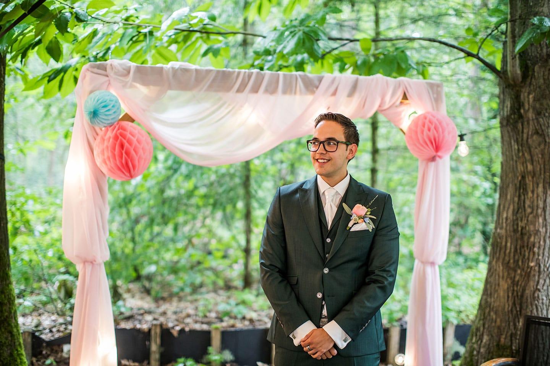 Bruiloft bij Meneer van Eijck