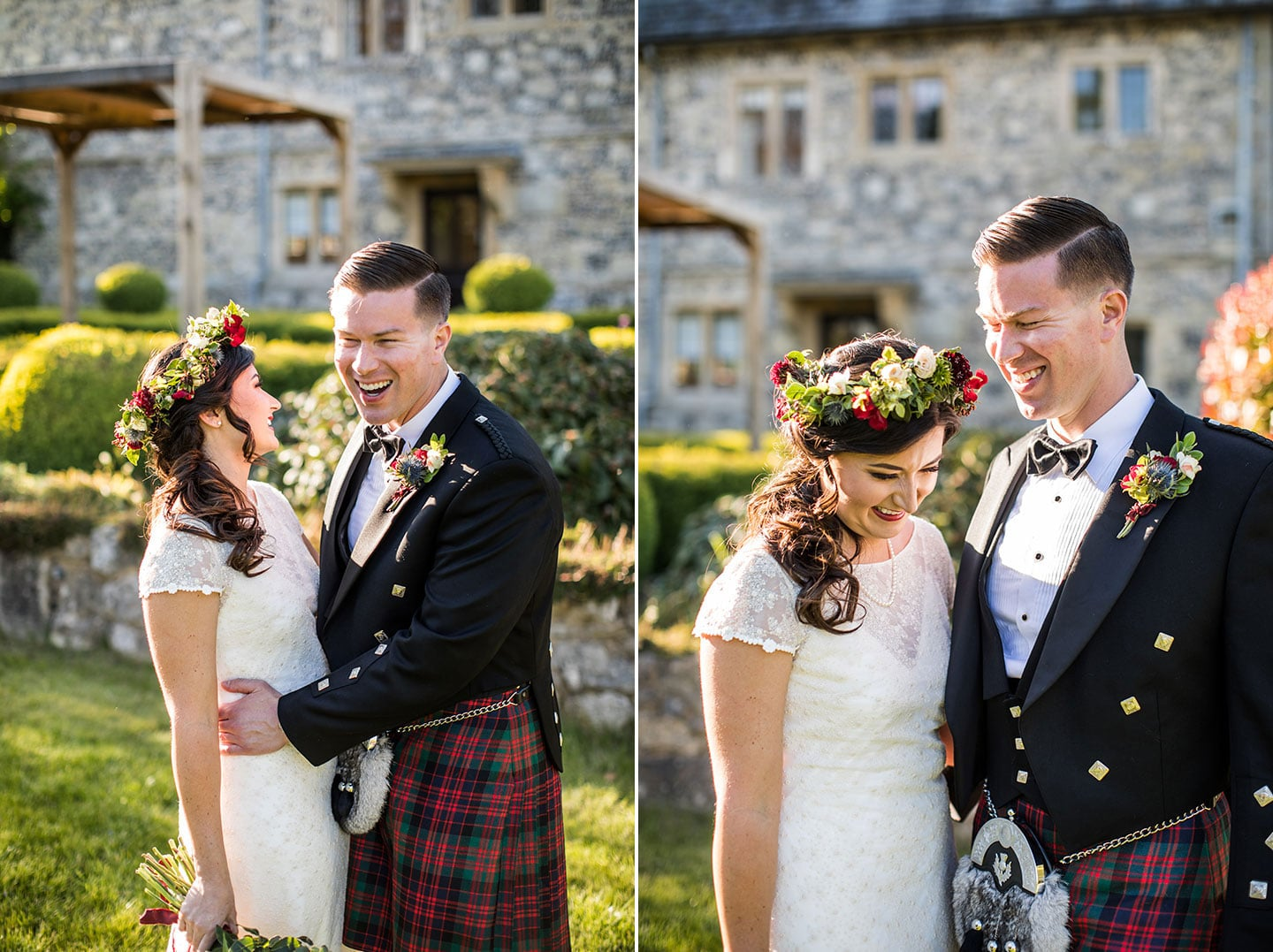 South England wedding