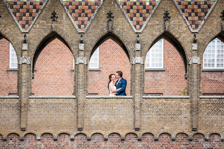 Castle wedding photography Netherlands