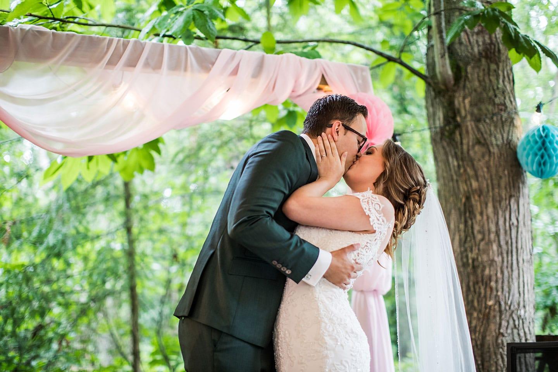 Bruiloft Meneer van Eijck