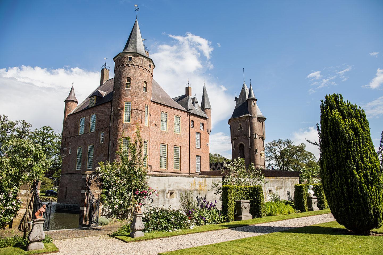 Kasteel Heeswijk bruiloft