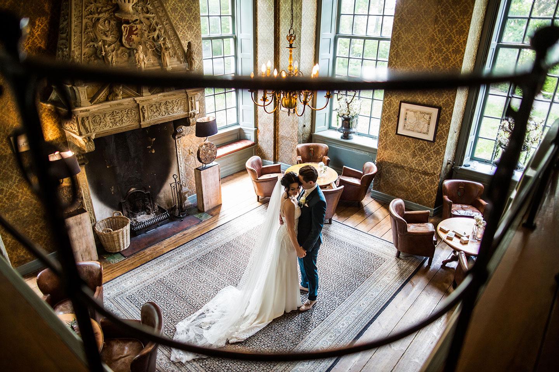 Bruidsreportage Kasteel Wijenburg