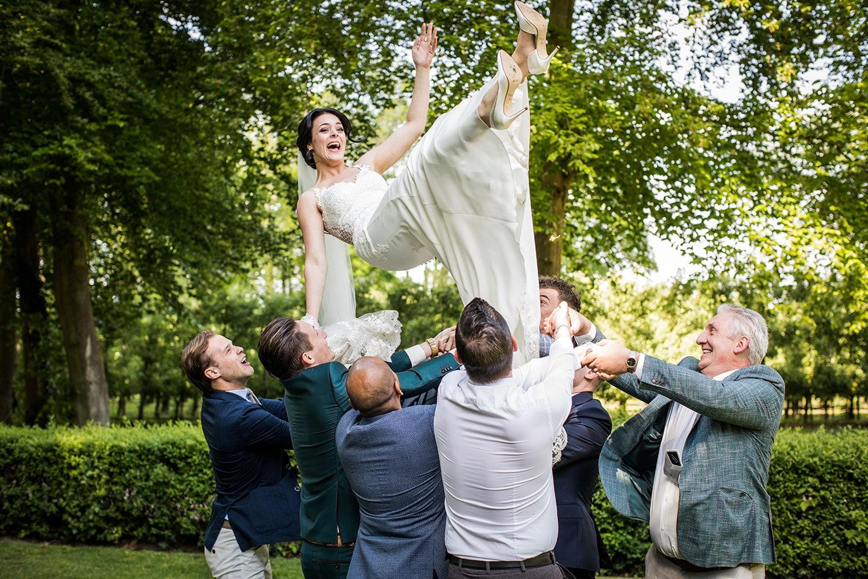 Grappige bruidsfotos