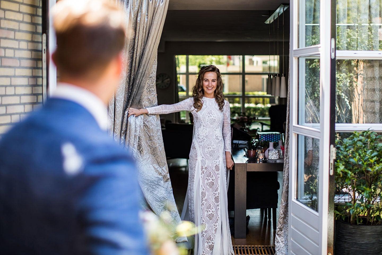 Bruiloft in je eigen tuin