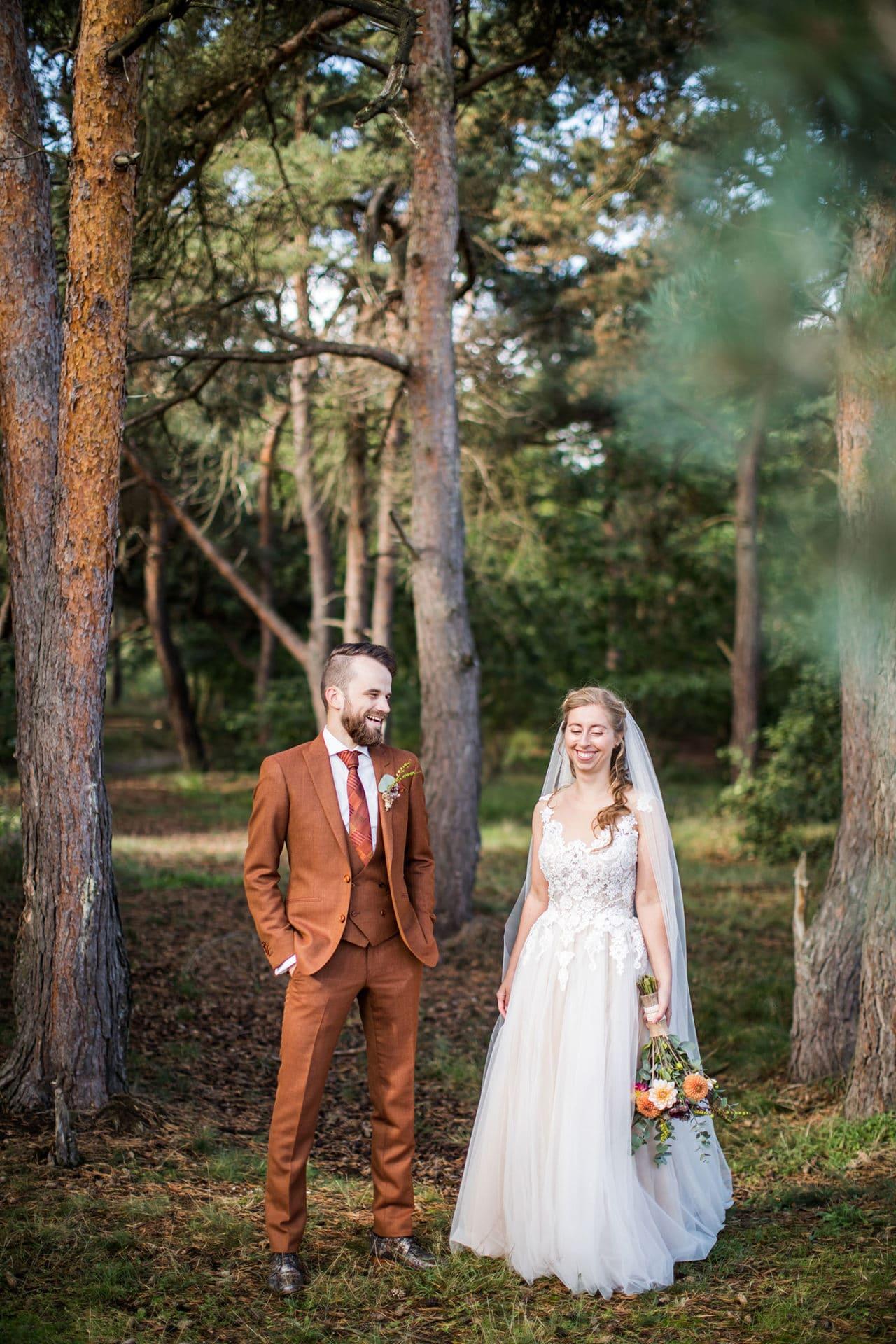 Bruidsfotografie Kasteel Bouvigne Breda